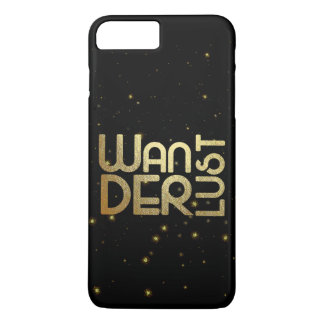 FUNDA PARA iPhone 8 PLUS/7 PLUS CASO DEL WANDERLUST IPHONE
