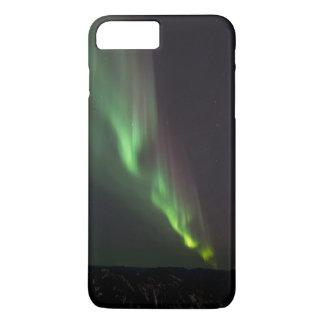 Funda Para iPhone 8 Plus/7 Plus caso escénico del iPhone 7 de la aurora boreal de