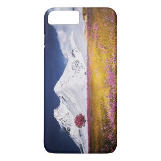 Funda Para iPhone 8 Plus/7 Plus Caso más de Iphone 7 de las montañas