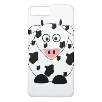 Funda Para iPhone 8 Plus/7 Plus Caso más del iPhone 7 de la vaca
