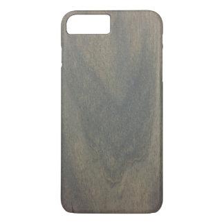 Funda Para iPhone 8 Plus/7 Plus Caso más del iPhone 7 de madera grises