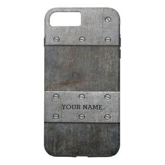 Funda Para iPhone 8 Plus/7 Plus Caso más del iPhone 7 duros de la mirada del metal