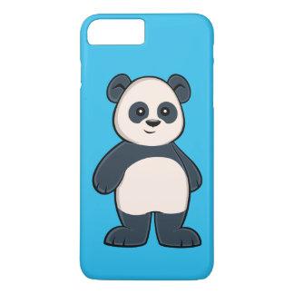 Funda Para iPhone 8 Plus/7 Plus Caso más del iPhone 7 lindos de la panda del