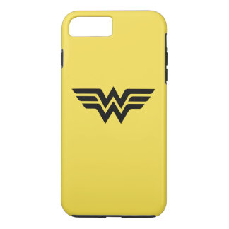 Funda Para iPhone 8 Plus/7 Plus caso más del iPhone 7 - logotipo de las Mujeres