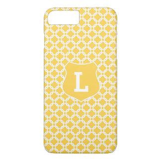 Funda Para iPhone 8 Plus/7 Plus Caso más del iPhone 7 marroquíes amarillos de las