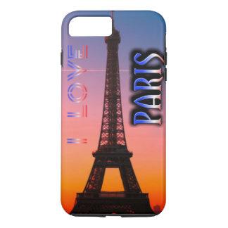 Funda Para iPhone 8 Plus/7 Plus Caso más París de IPhone 7