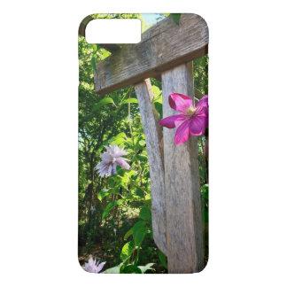 Funda Para iPhone 8 Plus/7 Plus Caso místico del iPhone 7 de la flor