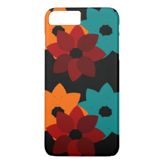 Funda Para iPhone 8 Plus/7 Plus Casos florales del iPhone
