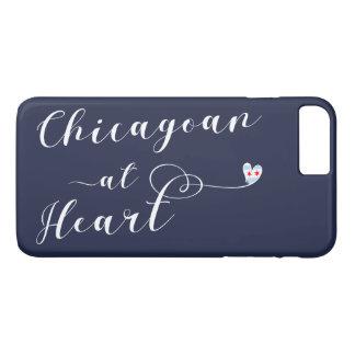 Funda Para iPhone 8 Plus/7 Plus Chicagoan en la caja del teléfono móvil del