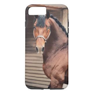 Funda Para iPhone 8 Plus/7 Plus colección del caballo. juguetón