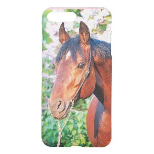 Funda Para iPhone 8 Plus/7 Plus colección del caballo. primavera