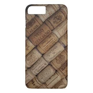 Funda Para iPhone 8 Plus/7 Plus Colección italiana del corcho del vino