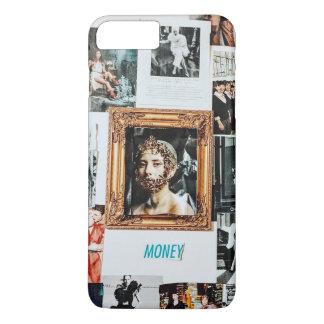 Funda Para iPhone 8 Plus/7 Plus Collage de la moda del dinero