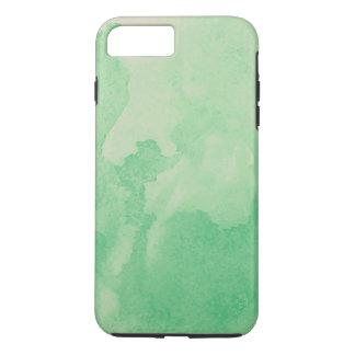 Funda Para iPhone 8 Plus/7 Plus Color de agua verde