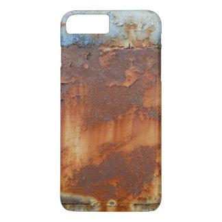 Funda Para iPhone 8 Plus/7 Plus Colores de Rust_756, Moho-Arte