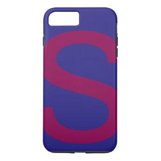 Funda Para iPhone 8 Plus/7 Plus Combinación de color linda del alfabeto s diversa