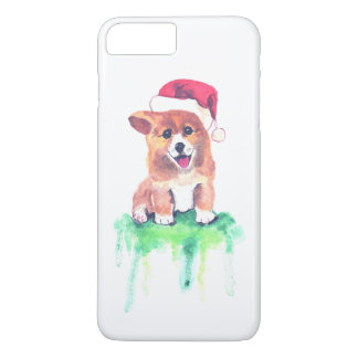 Funda Para iPhone 8 Plus/7 Plus Corgi del día de fiesta - iPhone 8Plus/7 más el