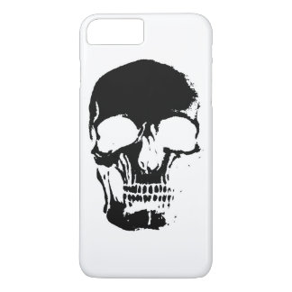 Funda Para iPhone 8 Plus/7 Plus Cráneo negativo