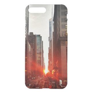 Funda Para iPhone 8 Plus/7 Plus Crepúsculo de la ciudad