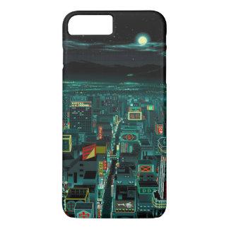 Funda Para iPhone 8 Plus/7 Plus cubierta del iphone de la ciudad del