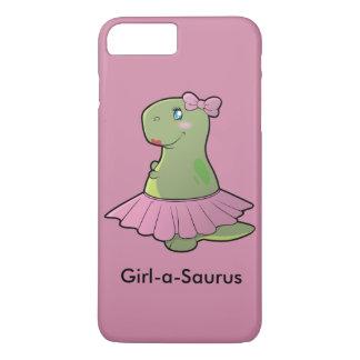 Funda Para iPhone 8 Plus/7 Plus Cubierta del teléfono de T-Rex del dinosaurio del