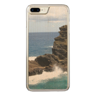 Funda Para iPhone 8 Plus/7 Plus De Carved Acantilado hawaiano
