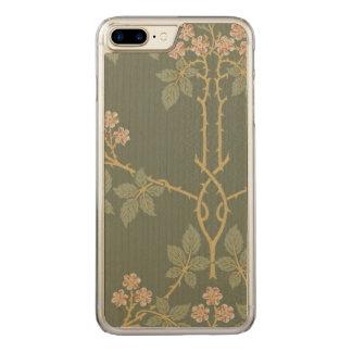 Funda Para iPhone 8 Plus/7 Plus De Carved Arte de William Morris Blackberry GalleryHD del