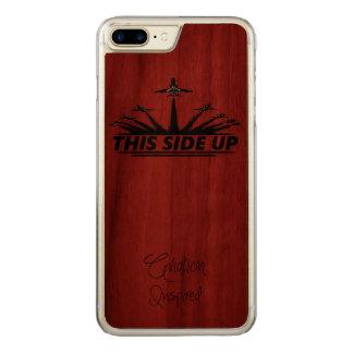 Funda Para iPhone 8 Plus/7 Plus De Carved Caso más del iPhone 7 de la aviación