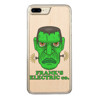 Funda Para iPhone 8 Plus/7 Plus De Carved Company Eléctrica de Frank's