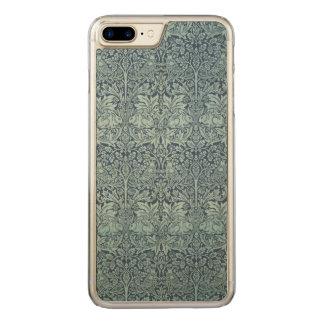 Funda Para iPhone 8 Plus/7 Plus De Carved Conejo GalleryHD de William Morris Brer del arte