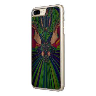 Funda Para iPhone 8 Plus/7 Plus De Carved Diseño nervioso colorido único hermoso del modelo