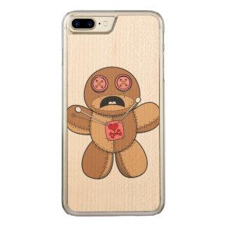 Funda Para iPhone 8 Plus/7 Plus De Carved Ejemplo de la muñeca del vudú