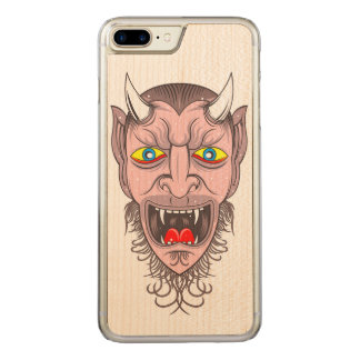 Funda Para iPhone 8 Plus/7 Plus De Carved Ejemplo del diablo