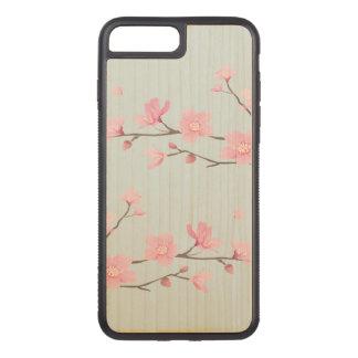 Funda Para iPhone 8 Plus/7 Plus De Carved Flor de cerezo
