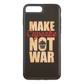Funda Para iPhone 8 Plus/7 Plus De Carved Haga la guerra de la magdalena no