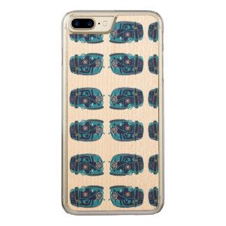 Funda Para iPhone 8 Plus/7 Plus De Carved Hippie Van iPhone Case