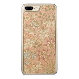 Funda Para iPhone 8 Plus/7 Plus De Carved Jacinto GalleryHD de William Morris de la materia
