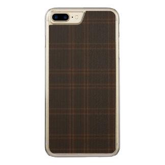 Funda Para iPhone 8 Plus/7 Plus De Carved Lago de la tela escocesa de Aboyne