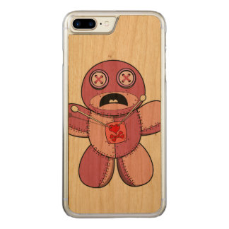 Funda Para iPhone 8 Plus/7 Plus De Carved Muñeca del vudú