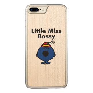 Funda Para iPhone 8 Plus/7 Plus De Carved Pequeña pequeña Srta. Bossy de la Srta. el   es