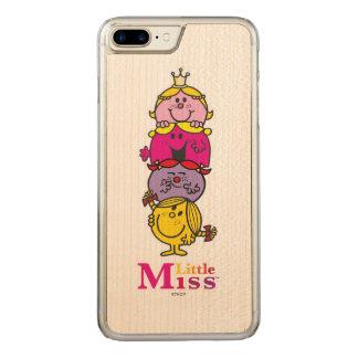 Funda Para iPhone 8 Plus/7 Plus De Carved Pequeña pequeña Srta. Standing Tall de la Srta. el
