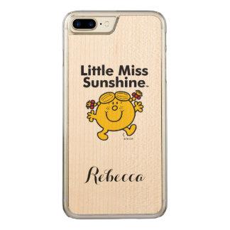 Funda Para iPhone 8 Plus/7 Plus De Carved Pequeña pequeña Srta. Sunshine de la Srta. el   es