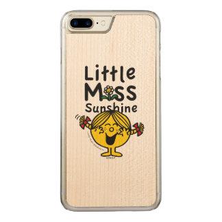 Funda Para iPhone 8 Plus/7 Plus De Carved Pequeña pequeña Srta. Sunshine Laughs de la Srta.