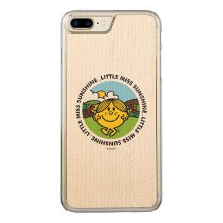 Funda Para iPhone 8 Plus/7 Plus De Carved Pequeño círculo de la sol de Srta. Sunshine el  