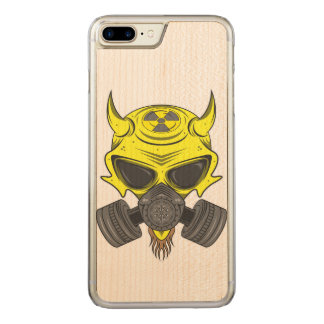 Funda Para iPhone 8 Plus/7 Plus De Carved Polvillo radiactivo Hellion