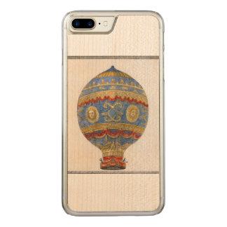 Funda Para iPhone 8 Plus/7 Plus De Carved Primer globo humano del aire caliente tallado