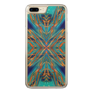 Funda Para iPhone 8 Plus/7 Plus De Carved Ramas cósmicas Nova estupendo