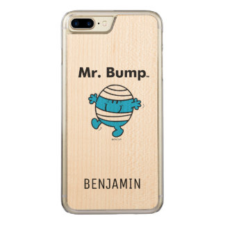 Funda Para iPhone 8 Plus/7 Plus De Carved Sr. Bump de Sr. Men el   es un Clutz