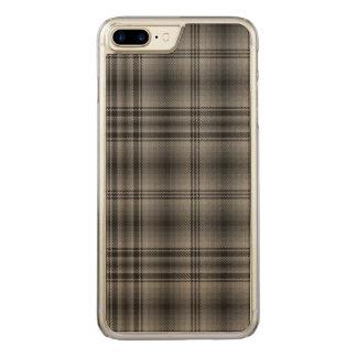 Funda Para iPhone 8 Plus/7 Plus De Carved Tela escocesa de Achilty del lago