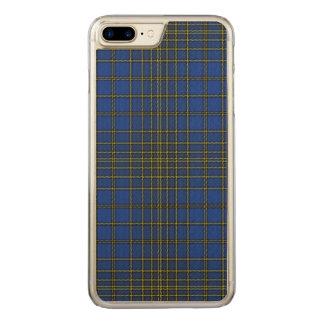 Funda Para iPhone 8 Plus/7 Plus De Carved Tela escocesa de Achonachie del lago